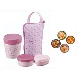 ZOJIRUSHI S/S Food Jar [SW-SA26 PA] - Lunch Box / Kotak Makan / Rantang